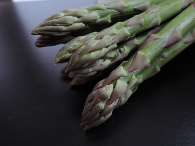 Salmon, Asparagus and Avocado Salad | Add A Little