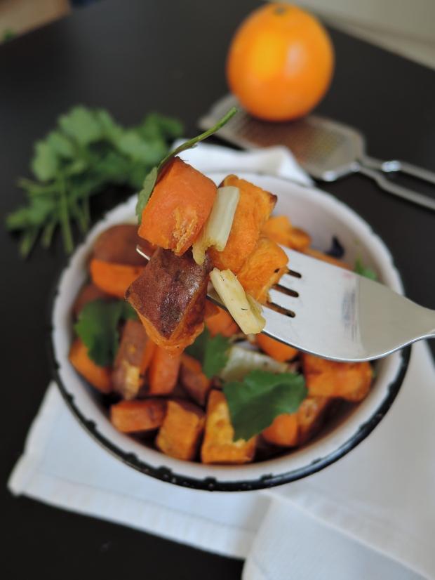 Autumnal Roast Vegetables | Add A Little