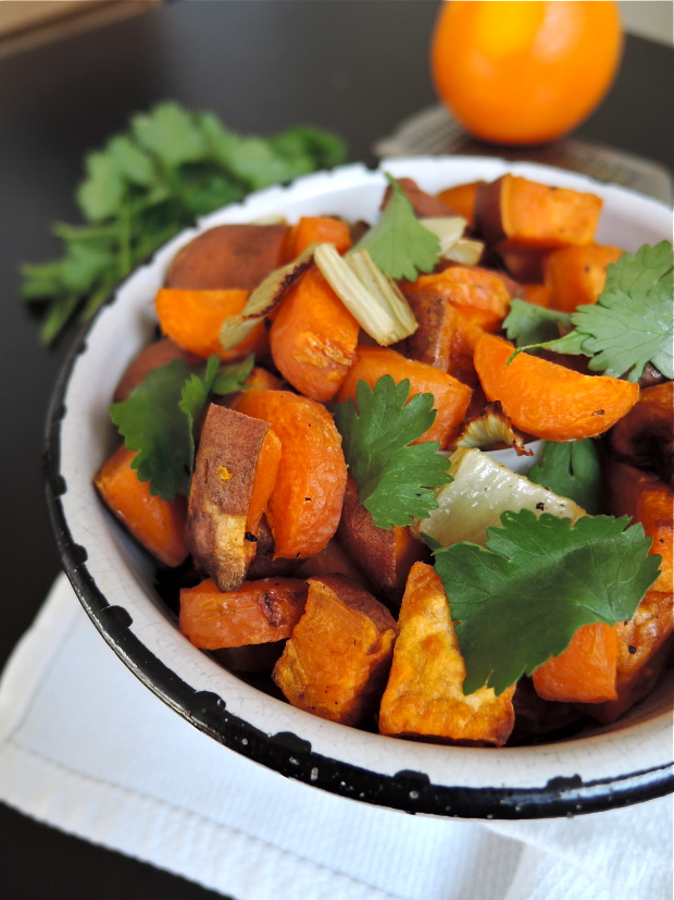 Autumnal Roast Vegetables | Add A Little