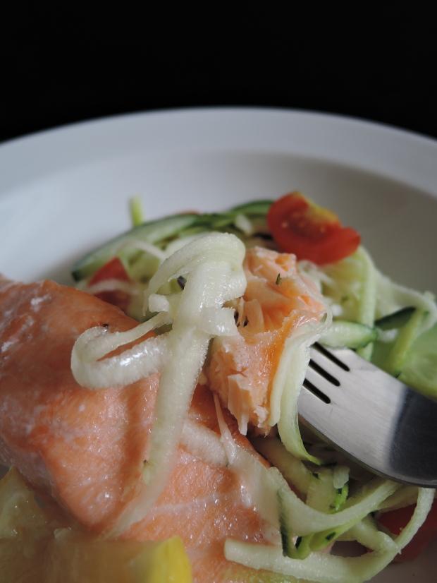 Salt Grilled Salmon (Shiozake) | Add A Little