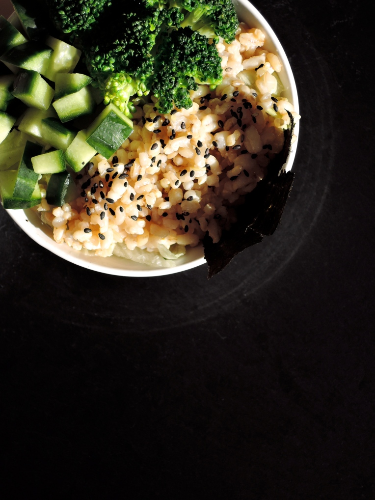 Easy Sushi Bowl | Add A Little