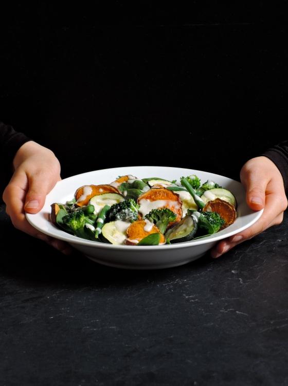 Superfood Salad   Add A Little