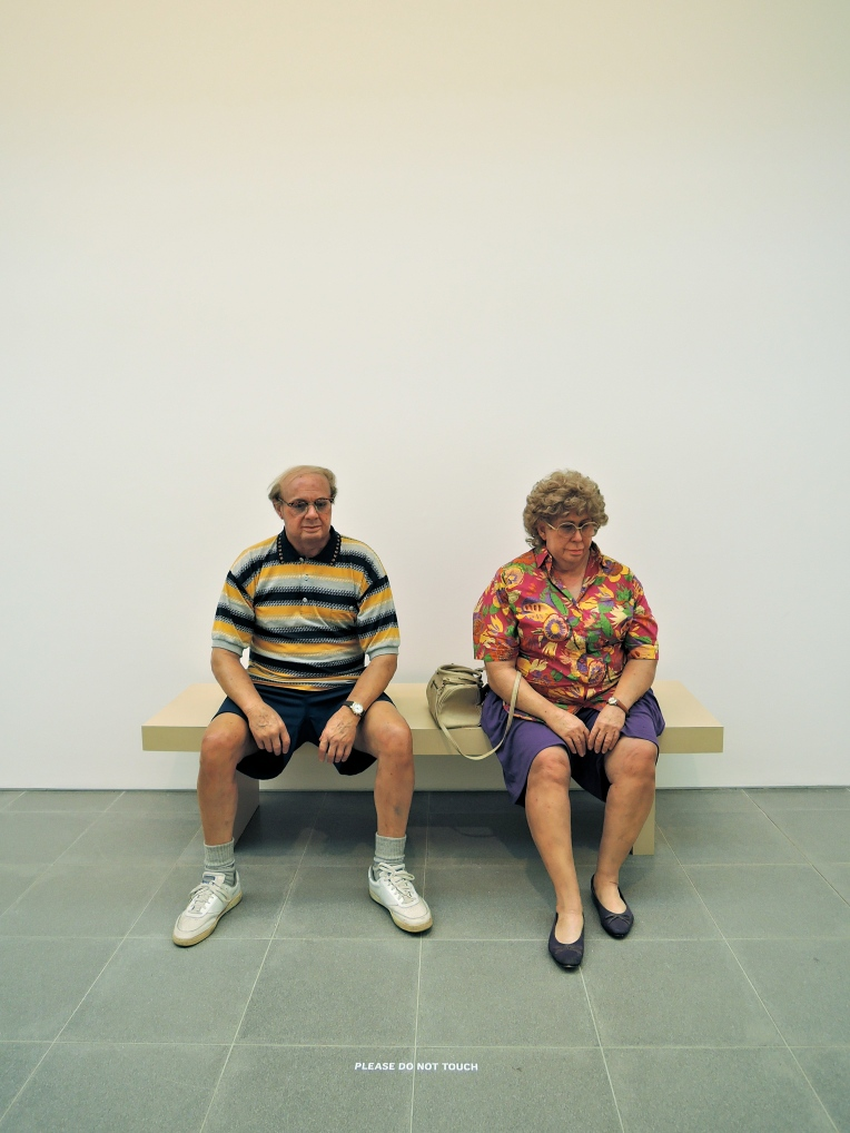 Duane Hanson | Add A Little