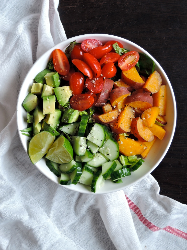 The Nourish Bowl | Add A Little