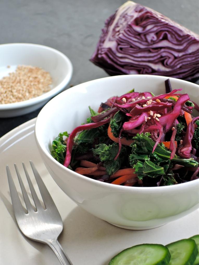 Winter Vegetable Stir Fry |Add A Little