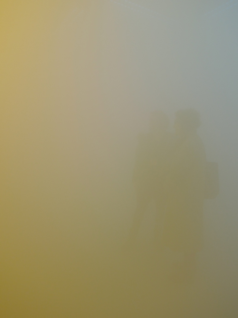 Ann Veronica Janssens: yellowbluepink | Add A Little