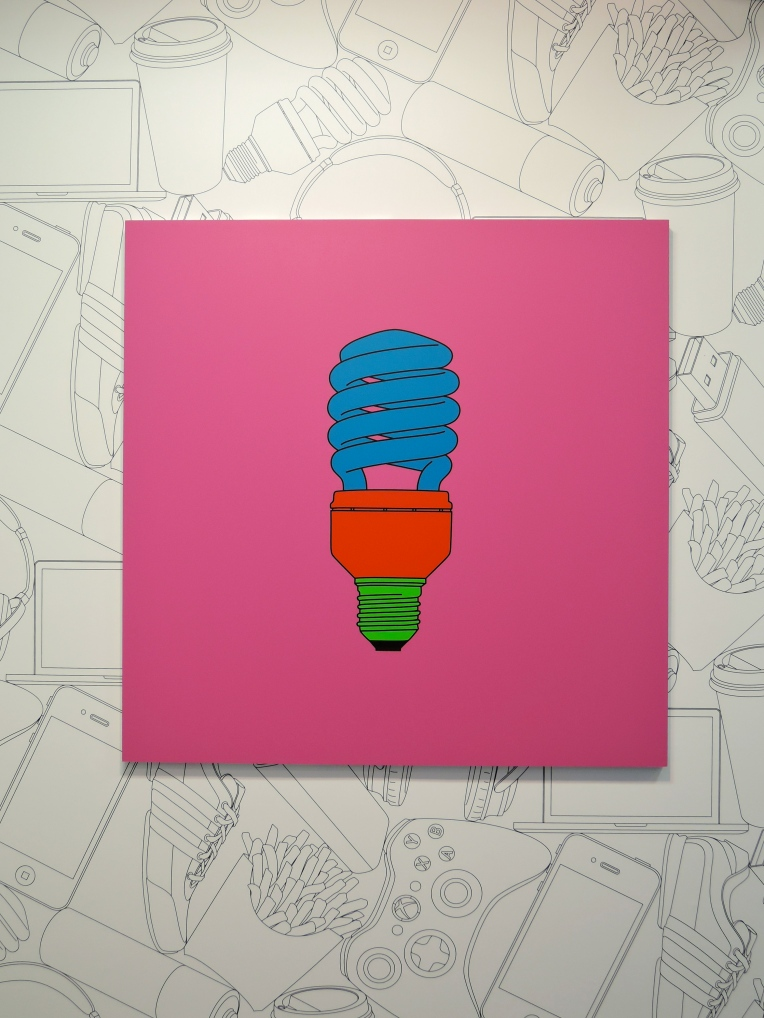 Michael Craig Martin: Transience | Add A Little