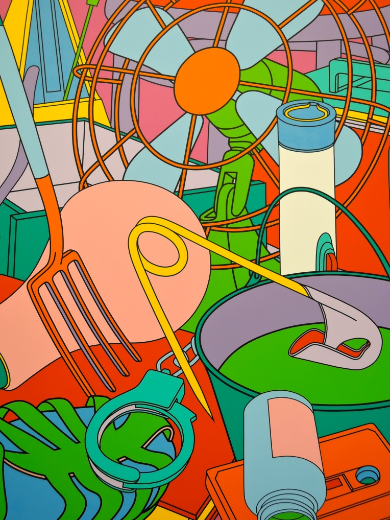Michael Craig Martin: Transience | Add A Little
