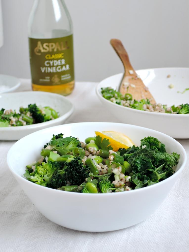 Buckwheat Salad | Add A Little