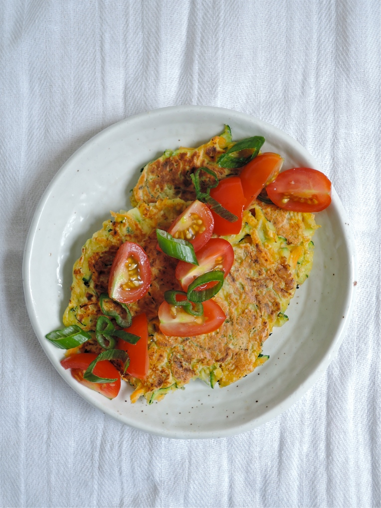 Zucchini and Carrot Fritters (Vegan, Gluten and Grain Free) | Add A Little